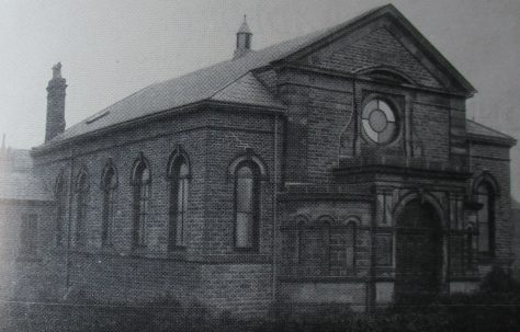 Bradford Ebenezer Primitive Methodist chapel