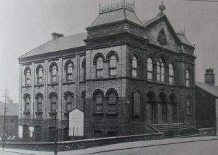 Bradford Rehoboth Primitive Methodist chapel | Handbook of the Primitive Methodist Conference 1930; Englesea Brook Museum