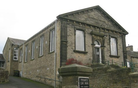 Bradley Primitive Methodist Chapel Skipton Road Low Bradley West Yorkshire