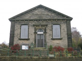 Bradley Primitive Methodist Chapel Skipton Road Low Bradley West Yorkshire