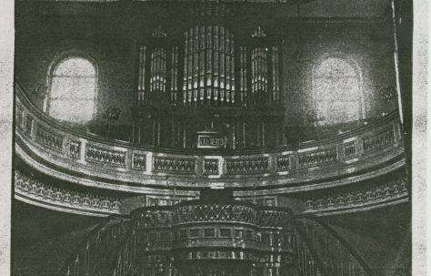 Castleford Bradley Street Primitive Methodist chapel