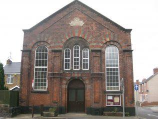 Brampton Moor Primitive Methodist Chapel Chatsworth Road Chesterfield Derbyshire