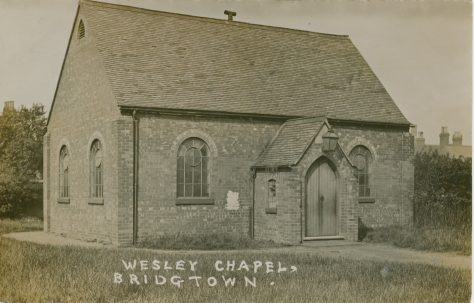 Bridgtown chapel - but which one?