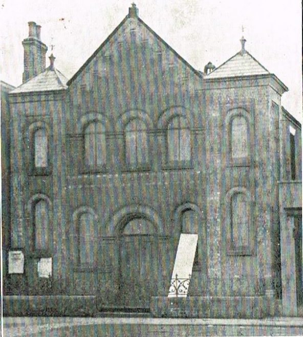 2nd PM Church, District Synod, 1907, Grimsby & Lincoln District | Steven Wild