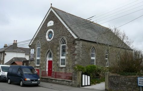 Illogan Redruth Broad Lane PM Chapel