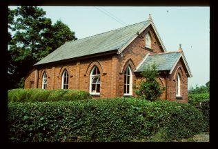 Broad Oak PM Chapel - June 1992 | David Hill