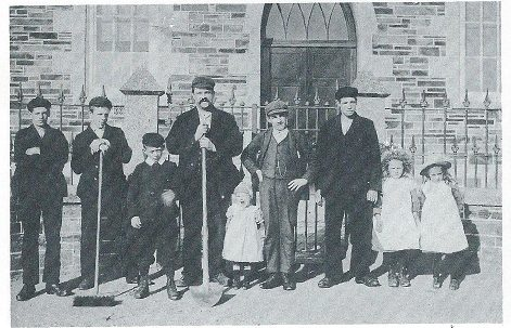 Illogan Redruth Broad Lane Primitive Methodist Church