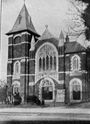 Bromley Common Primitive Methodist chapel | Handbook of the Primitive Methodist Conference 1908; Englesea Brook Museum