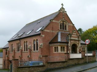 Bromyard Victoria Terrace Primitive Methodist Chapel 2013 | R Beck