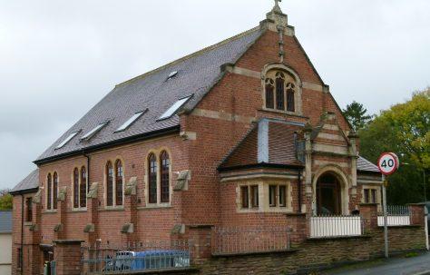 Bromyard Victoria Terrace Primitive Methodist Chapel