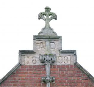 Bromyard Victoria Terrace PM Chapel | R Beck
