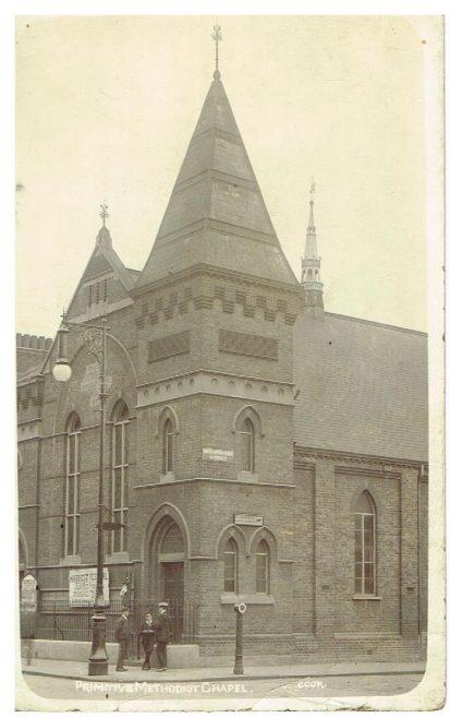 Fulham Primitive Methodist Church, Wandsworth Bridge Road | Steve Wild