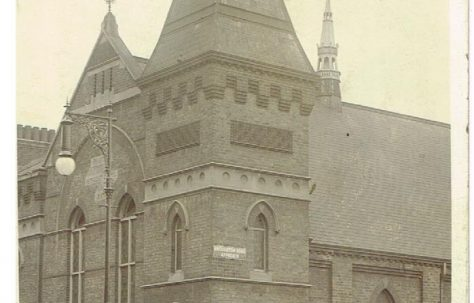 Fulham Primitive Methodist Church, Wandsworth Bridge Road