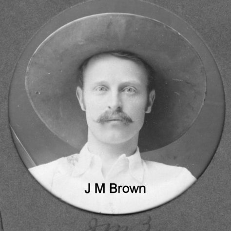 Brown, James Marcus (1867-1933)