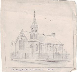 Brudenell Road Mission Church | Walmsley Family archives