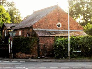 Bryn(n) (Weaverham Road) Primitive Methodist Chapel Cheshire