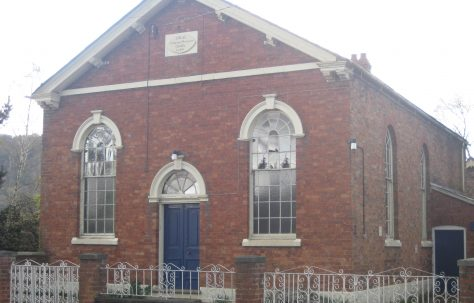 Bulkeley Jubilee Primitive Methodist Chapel Cheshire