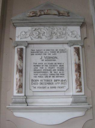 Bulkeley Jubilee PM Chapel Cheshire
