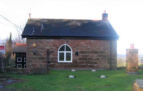 Burwardsley Primitive Methodist Chapel, Cheshire