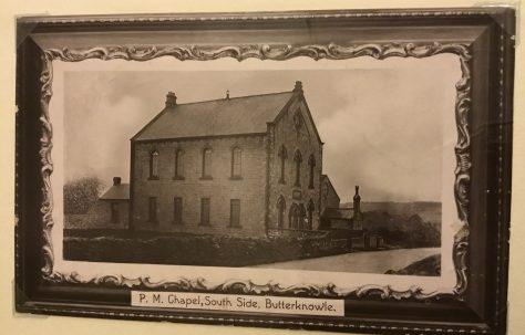 Butterknowle Primitive Methodist chapel, South Side