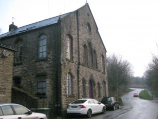 Buxworth Primitive Methodist Tabernacle near Chinley Derbyshire