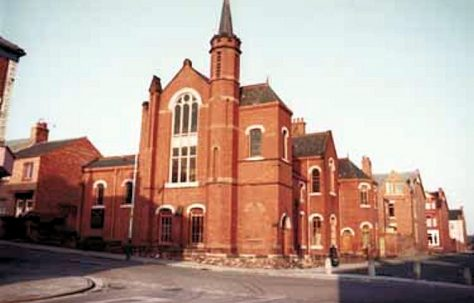 South Shields Baring Street Primitive Methodist Chapel