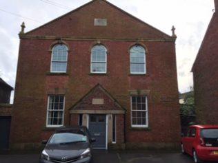 Wirksworth Primitive Chapel | Rev. David Leese