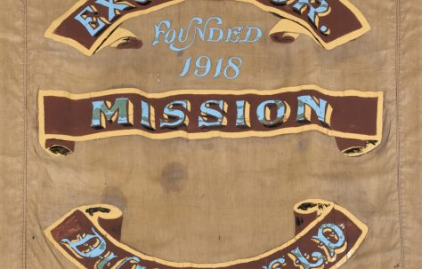 Excelsior Mission, The Soldiers' Church, 1918