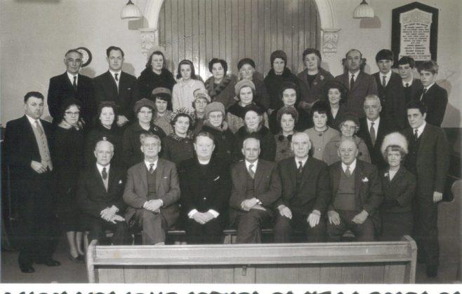 Church members in 1966