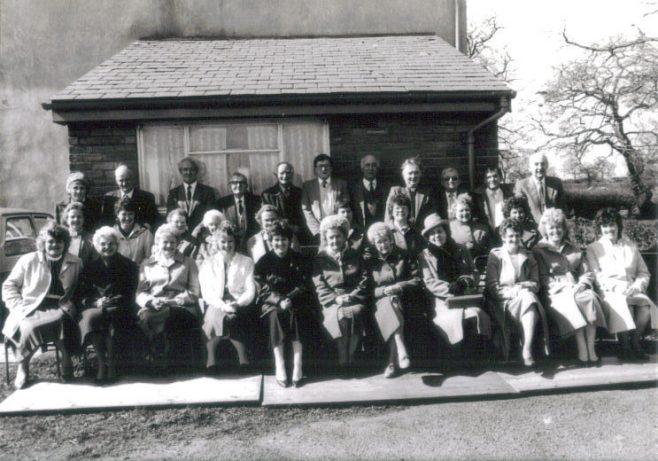 Church members in 1988