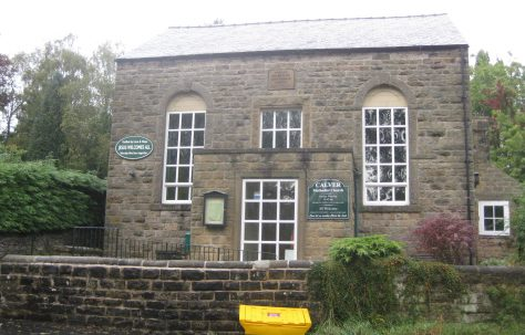 Calver Jubilee Primitive Methodist Chapel Derbyshire