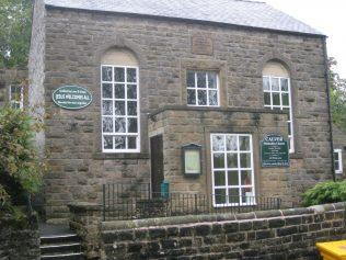 Calver Jubilee Primitive Methodist Chapel Derbyshire