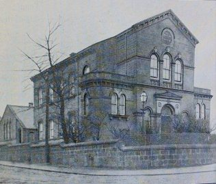 Calverley Primitive Methodist chapel | Handbook of the 92nd Primitive Methodist Conference, Bradford 1911