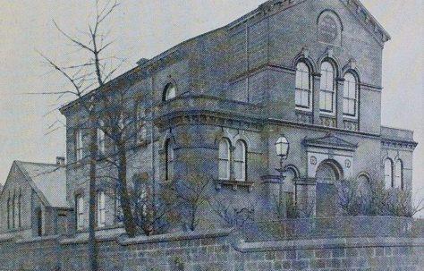 Calverley Primitive Methodist chapel