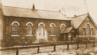 Cambois PM Chapel, Northumberland | Newcastle upon Tyne District Archives