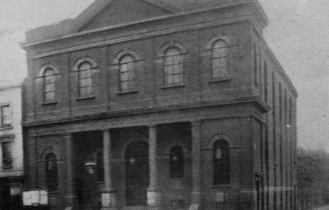 Camden Town Primitive Methodist chapel