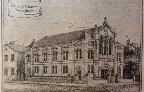 Nottingham: Primitive Methodism in Nottingham