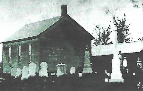 Zion Primitive Methodist Church & Cemetery
