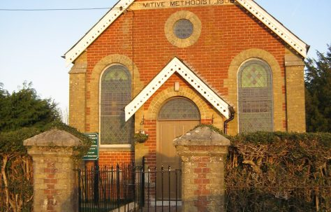 Canada Primitive Methodist Chapel, Hampshire