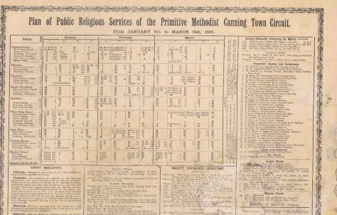 Canning Town Circuit 1895 Q1
