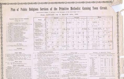 Canning Town Circuit 1896 Q1