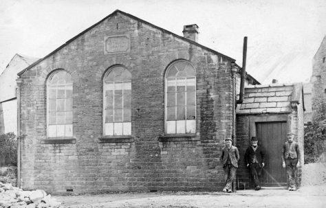 Carleton-in-Craven Primitive Methodist Chapels Yorkshire