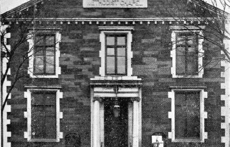 Carlisle Cecil Street Primitive Methodist Chapel, Cumbria