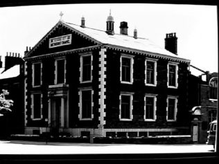 Carlisle Cecil Street Primitive Methodist Chapel | from the Hodgson Field Collection at Englesea Brook Museum
