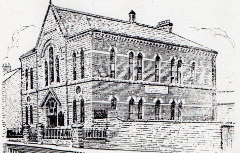 Sunderland; Carol Street PM Chapel