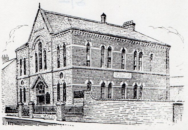 Carol Street PM Chapel, Sunderland, Co. Durham | Newcastle upon Tyne District Archives