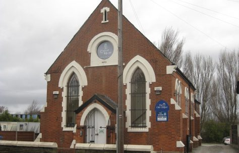 Carrington Primitive Methodist Chapel Cheshire