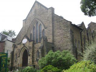 Sheffield Carterknowle (Edgedale Road) Primitive Methodist Chapel Yorkshire