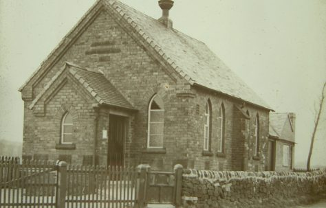 Cauldon, Stoney Lane Primitive Methodist Chapel, Staffs