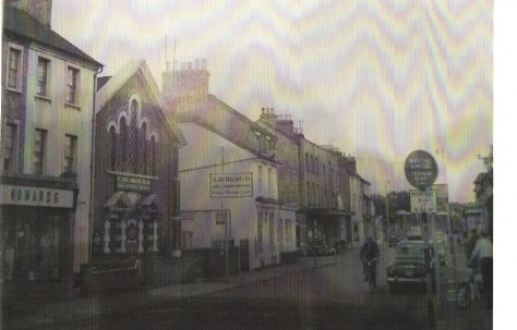 Bedford; Cauldwell Street Primitive Methodist Chapel